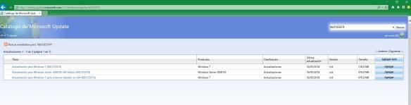 catalogo-actualizaciones.win10