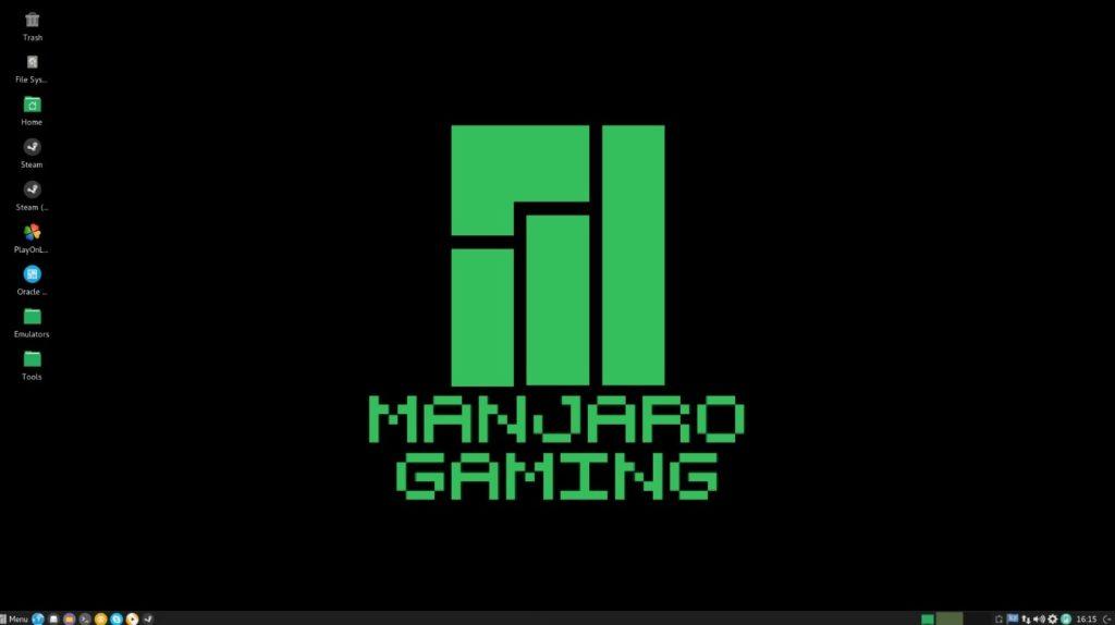 manjaro-gaming