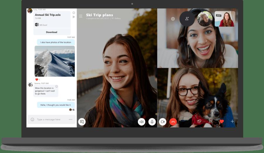 skype 8