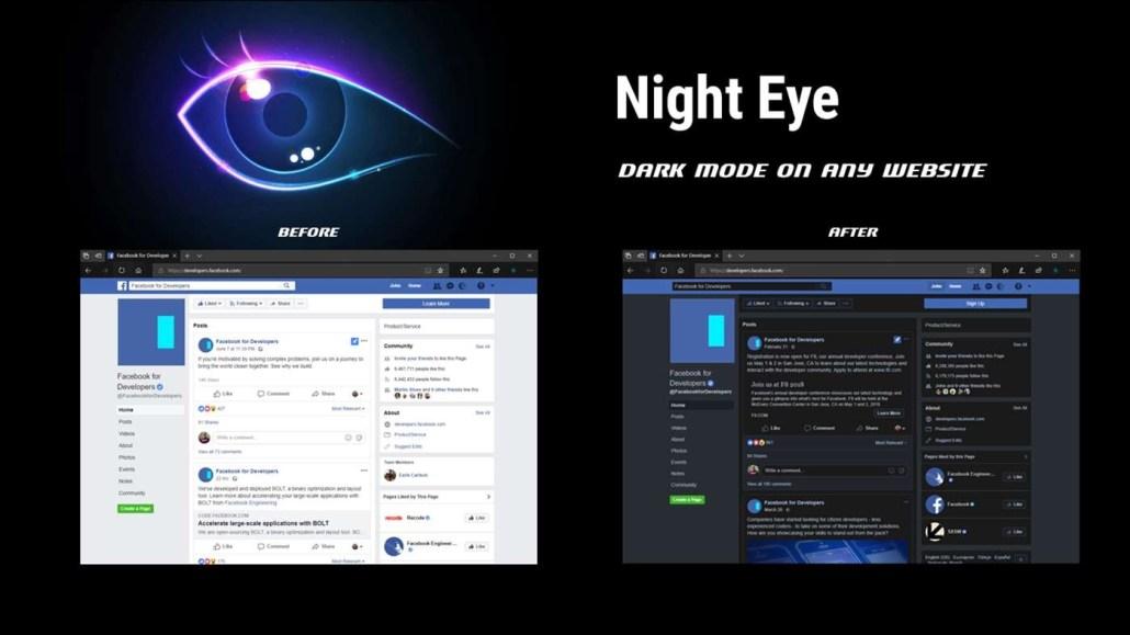 night eye
