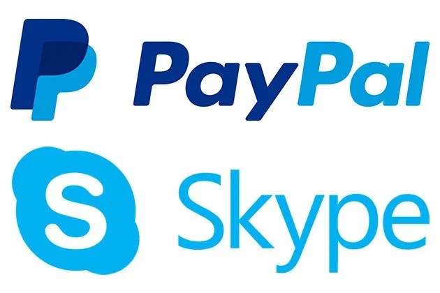 paypal skype