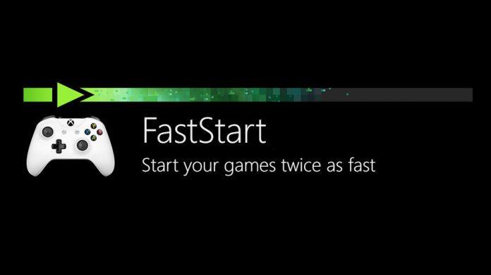 faststart xbox