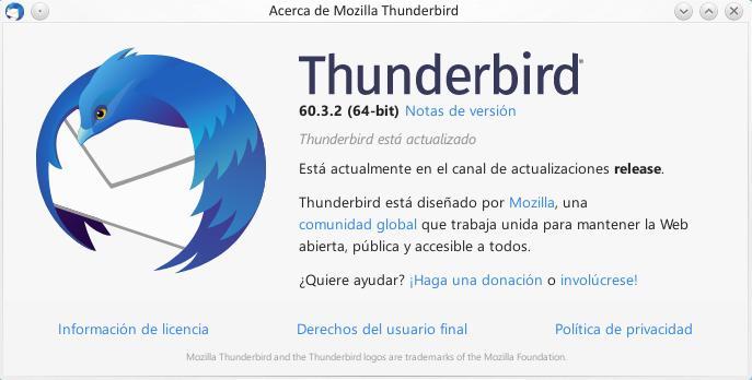 thunderbird 60-3-2
