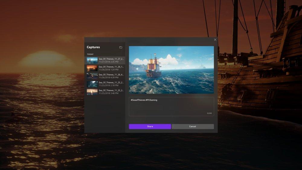 barra juegos windows 10