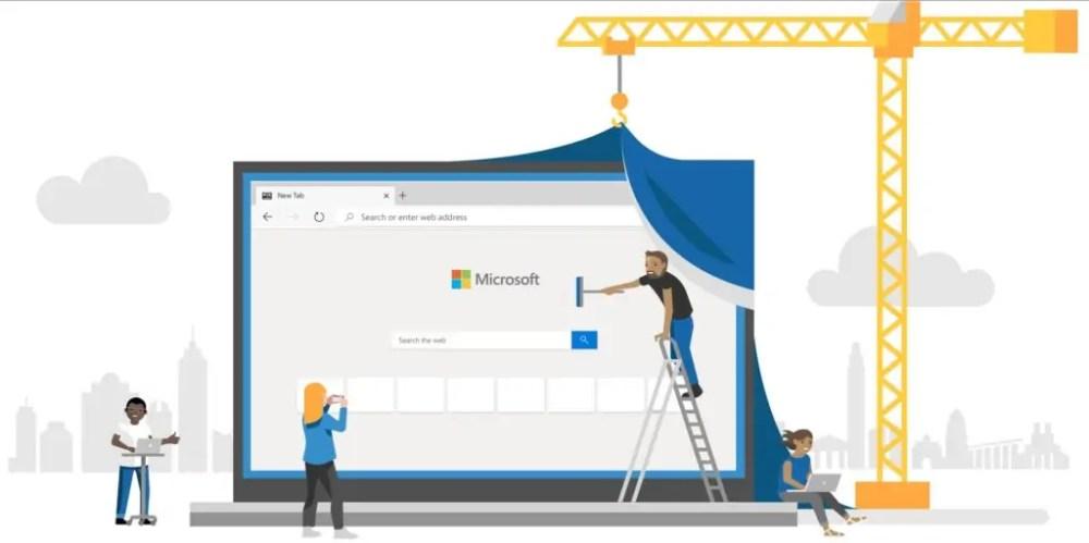 Microsoft Edge (Chromium) beta