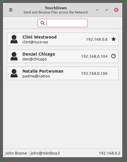 linux compartir archivos