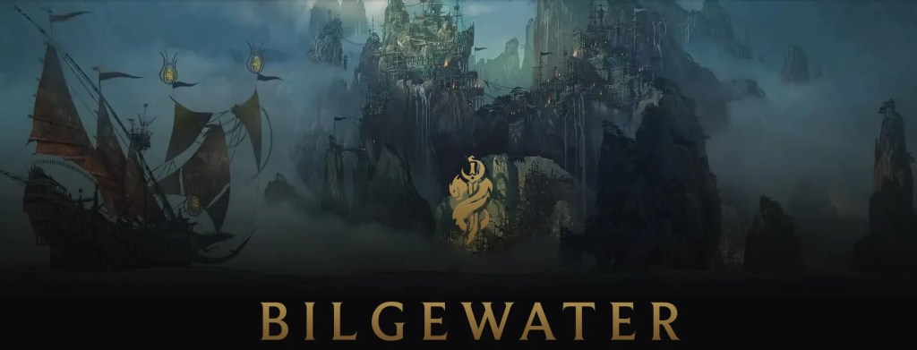 bilgerwater League of Legends: Ruined King