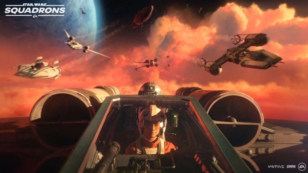 Star Wars: Squadrons mejoras