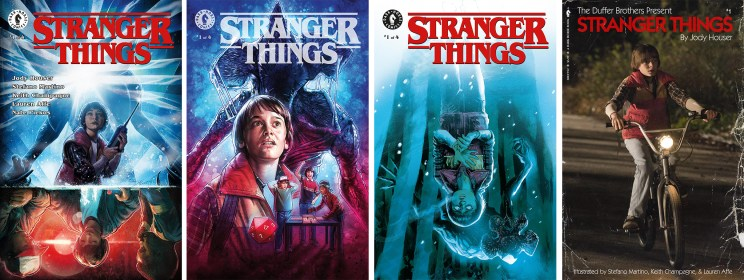 Stranger Things covers
