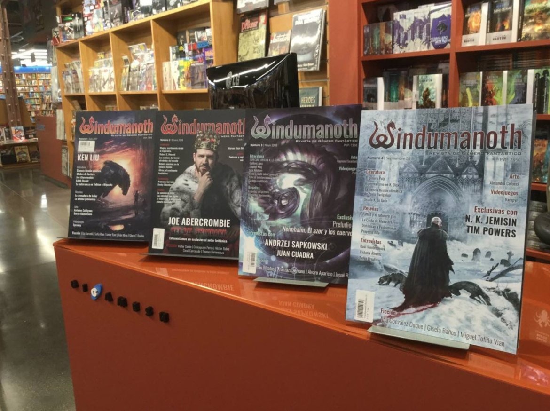Puntos de venta Windumanoth
