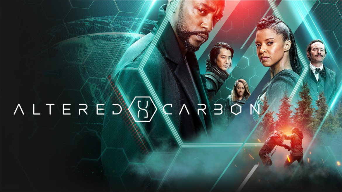 Altered Carbon 2
