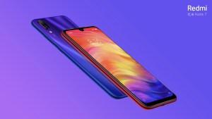 Xiaomi Redmi Note 7 foto