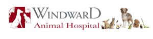 windward animal hospital logo