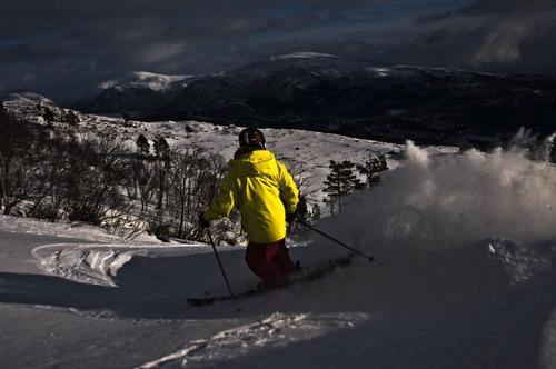 ski at Shenandoah
