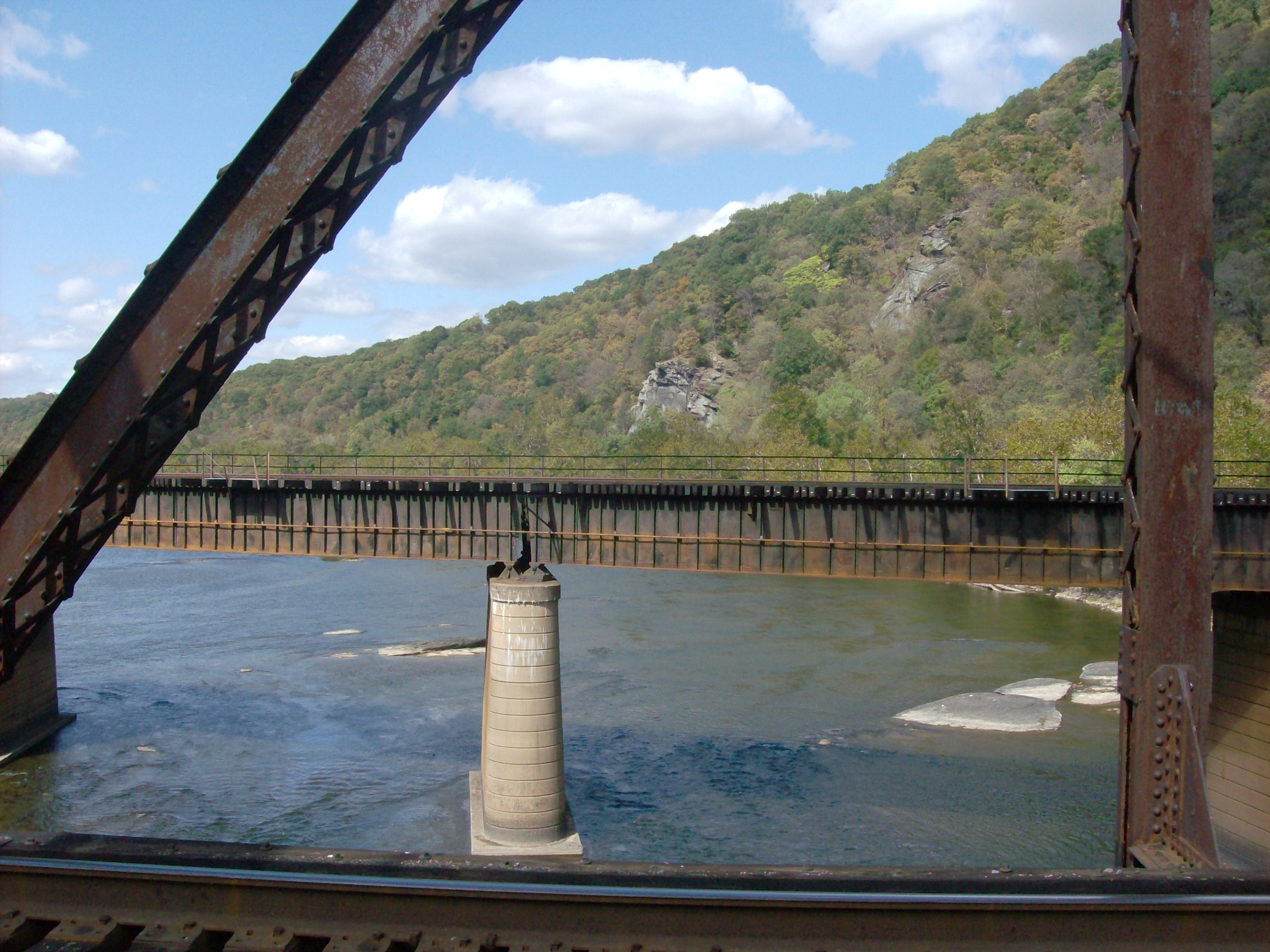 harpers ferry, oct,