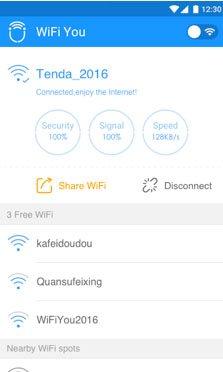 WiFi паролін сақтау қосымшалары
