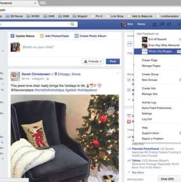How To Use Facebook As A Page