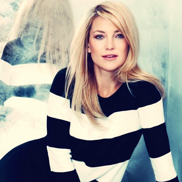 Inspiration: Kate Hudson On Why Women Should Support Each Other