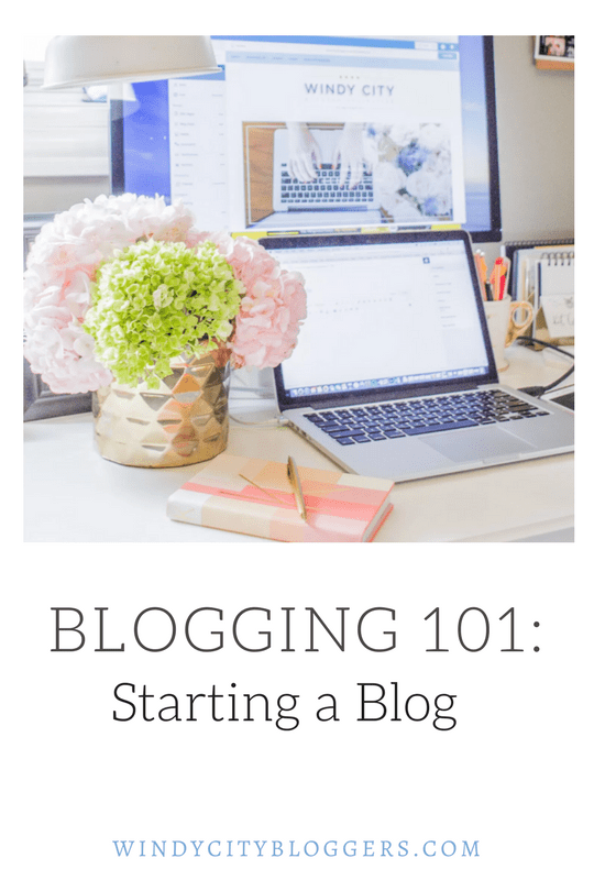 Blogging 101: Starting a Blog - Everything you need to know to start a blog!