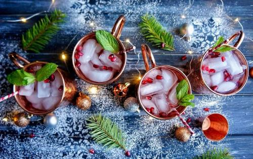 Old Moscow Mule Mugs