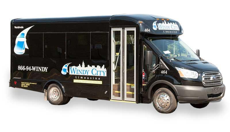14 Passenger Mini Bus