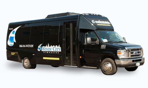 23 Passenger Mini Bus