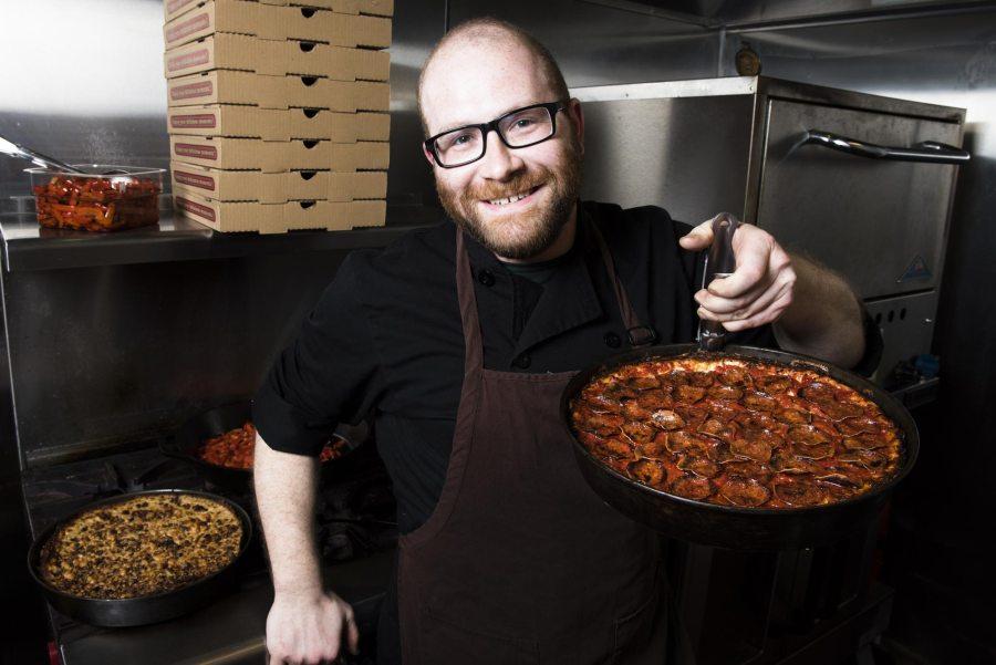 Meet Illinois grad, culinary engineer Dave Lichterman