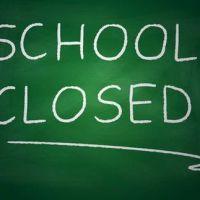 School Closed Today