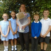 Fond Farewell to Mrs Prynn!