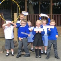 Super reading skills in the Dragonflies