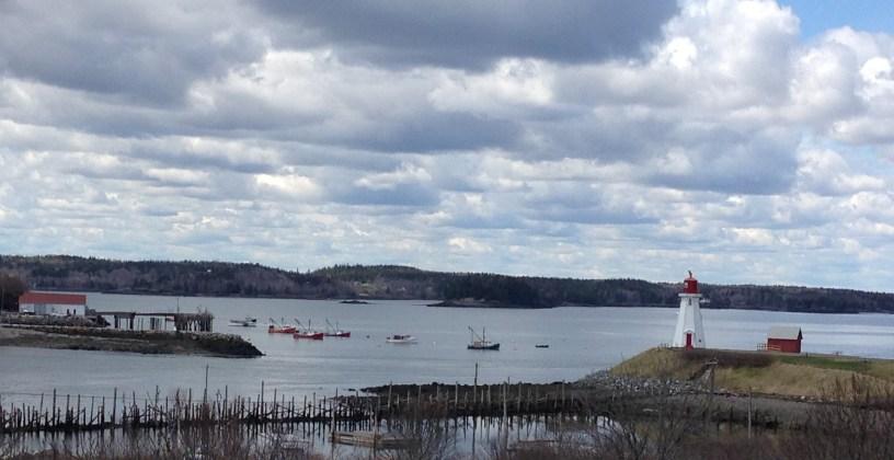 Lubec, Maine and Campobello, New Brunswick