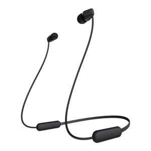 SONY WI-C200 Wireless In-ear Headphones (BLACK)