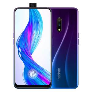 Realme X (Space Blue, 128 GB Storage) (8 GB RAM)
