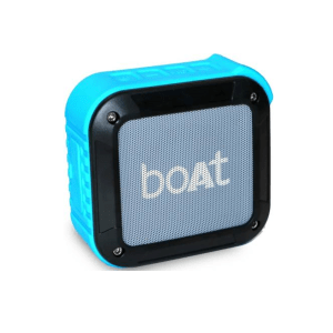 boAt Stone 210 Bluetooh Speaker 3W Sound Robust Bass IPX6 10H Playtime ( Blue )