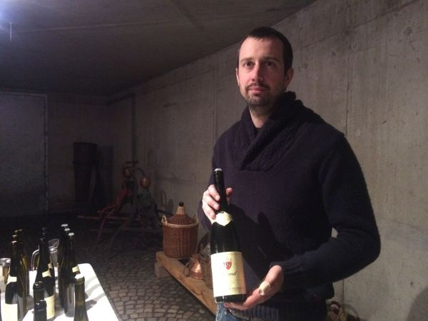 Cellar master Paul McKirdy