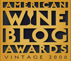 Tom Wark's American Wine Blogging Awards 2008