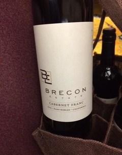 Brecon Cabernet Franc