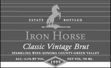 Iron Horse Wine