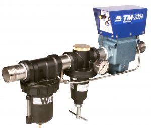 Pulsair wine tank mixer