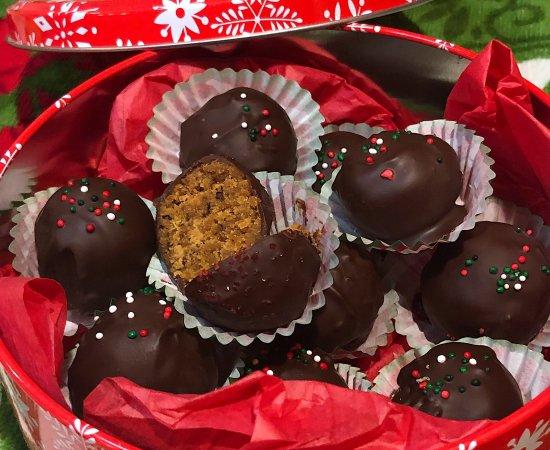 Healthy Crispy Peanut Butter Balls