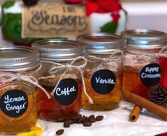 DIY Infused Whiskey Bourbon