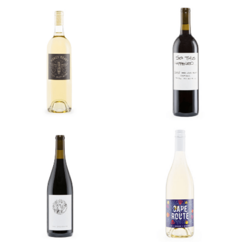 Upcoming Winc Wines (JAN 2018)