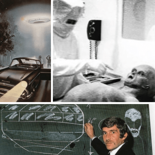 Ep115 Alien Abductions Collage