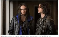 Black Roses BBC3