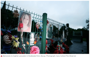 Sophie Lancaster Memorial