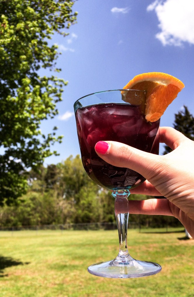 classic red sangria recipe