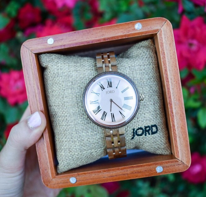 JORD | Luxury, Unique Wooden Watches