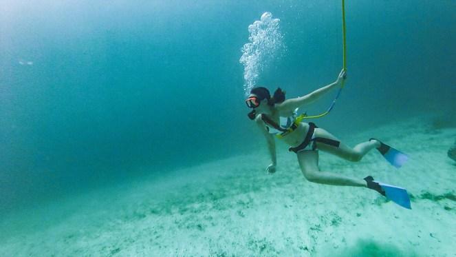 Sandals Royal Barbados | Travel Couple Blog | Caribbean | Snuba