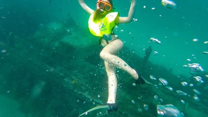 Sandals Royal Barbados   Travel Couple Blog   Caribbean   Snorkeling