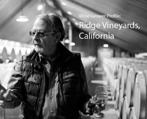 Grower Profile; Ridge Vineyards